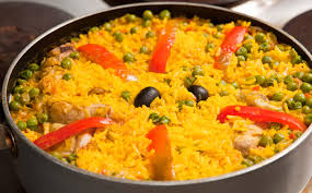 Arroz con Pollo Tradicional (Traditional Chicken with Rice)